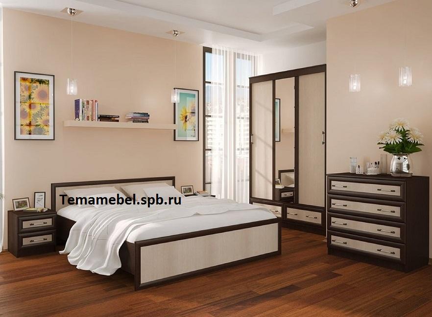 купить спальню в спб от производителя недорого